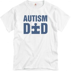 Proud Autism Dad