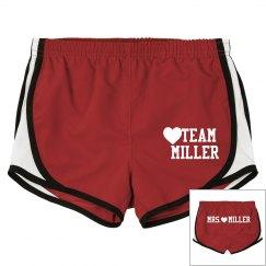 Team Miller Mrs.