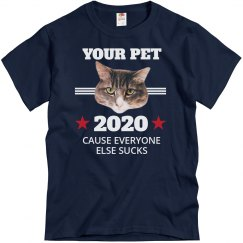 Vote Your Pet In 2020 Photo Upload