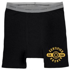 Certified Kosher Briefs