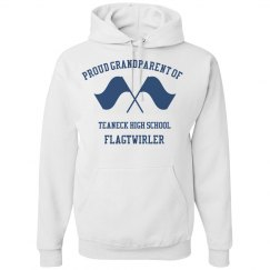 Proud Grandparent Twirler Hoodie