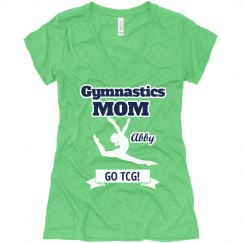Gym Mom Green