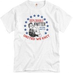 United we Knit Shirt