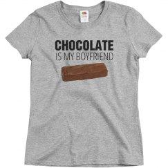 Chocolate Is My Boyfriend