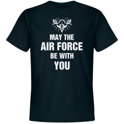 May the Airforce be with you