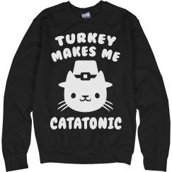 Catatonic Thanksgiving