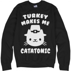 Catatonic Thanksgiving