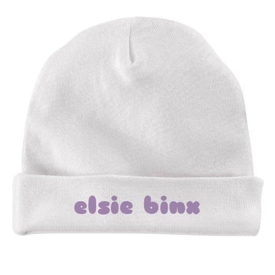 EBX Baby Hat - Lavendar