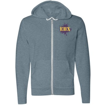 EBX Everything About It Unisex Zip-Up Hoodie