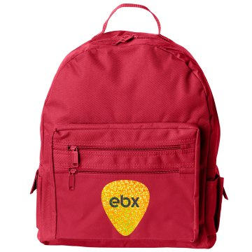 EBX Gold Pick Backpack