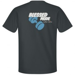 blessed mode mens KB tee
