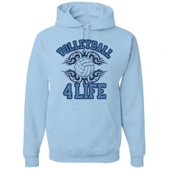 Volleyball 4 Life Hoodie