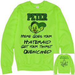TheOutboundLiving Peter Hateraid Sweater
