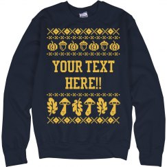 Fall Ugly Sweater