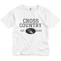 Cross Country Sport Tee