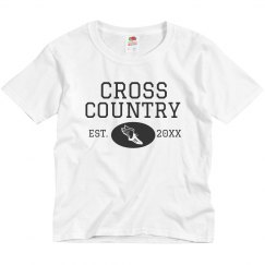 Cross Country Sport Tee