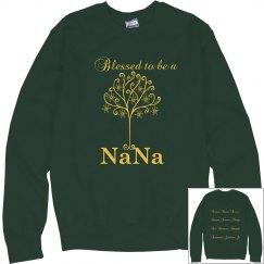 nana sweatshirt