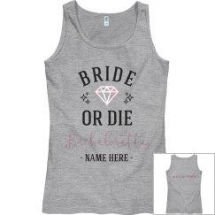 Brides tank