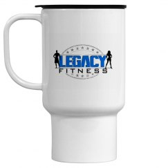 Legacy Fitness Travel Mug