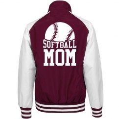 Softball Mom Jacket