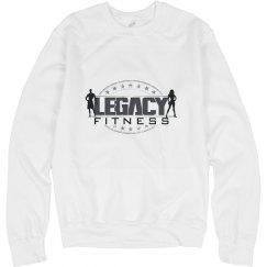 Grey Black Legacy Logo