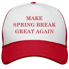 Make Spring Break Great Again