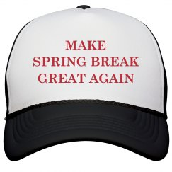 Make Spring Break Great Again
