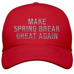 Metallic Make Spring Break Great Again
