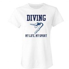 Diving Team T-Shirt