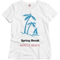 spring break myrtle beach