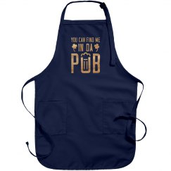 In Da Pub St Patrick's Day Apron