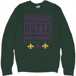 Straight Outta The Fleur De Lis