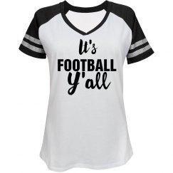 It's Football Y'all Fall Fashion
