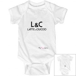 Latte & Ciuccio  - w/TAIL