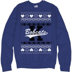 bobcat sweater
