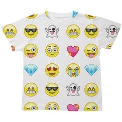 Kids Emoji All-Over-Print