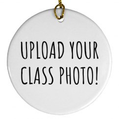 Custom Class Photo Teacher Gift