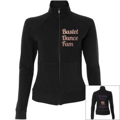 Bastet Dance Fam Slim Fit Practice Jacket