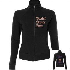 Bastet Dance Fam Slim Fit Practice Jacket