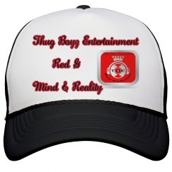 TBE Hat (Red G)