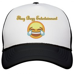 TBE Hat: Emoji (Crying Laugh)