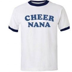 Cheer Nana Ringer Tee
