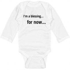 infant blessing