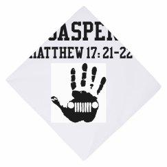 Jeep dog bandana