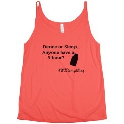 Dance or Sleep Tank