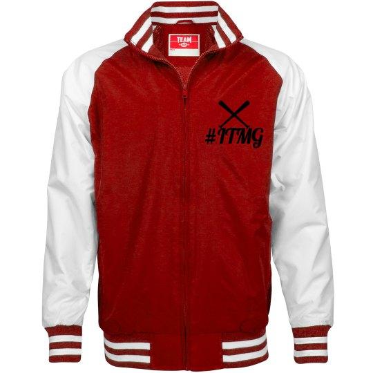 E$coBar NuGz Track jacket