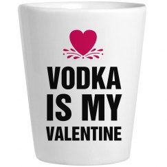 Vodka Is My Valentine This year