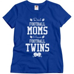 Real Football Mom With Twins
