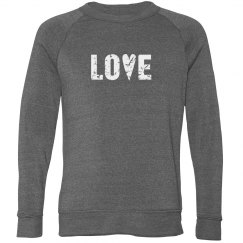 Love Heart Distressed