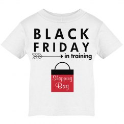 Black Friday kids Tee